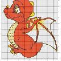 Маленький дракончик