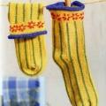 Вяжем носки стр.13