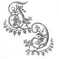 Пример объединения двух букв