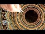 Embedded thumbnail for Точечная роспись тарелки